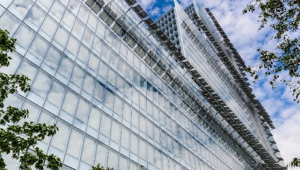 The Paris Court | Projekte Saint-Gobain Building Glass