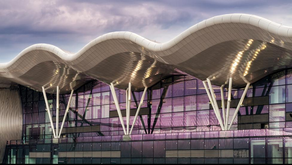 Internationaler Flughafen Zagreb | Projekte von Saint-Gobain Building Glass