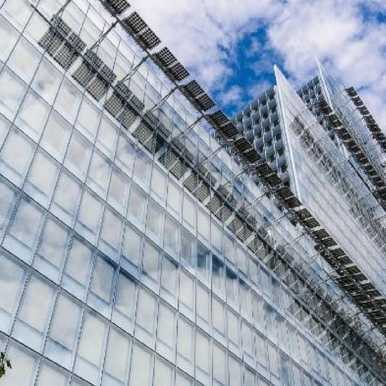 SGG COOL-LITE® ST BRIGHT SILVER | Saint-Gobain Building Glass